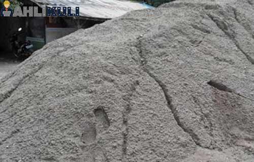 Jenis Pasir Yang Umum di Indonesia