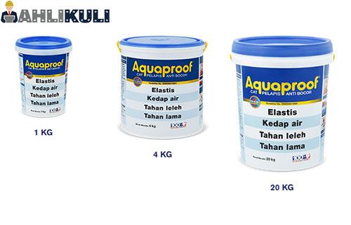 Harga Cat  Aquaproof  2021 Semua Warna  Termurah Ahlikuli