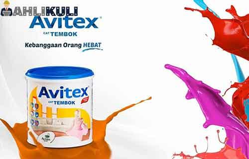 Harga Cat Avitex Terbaru