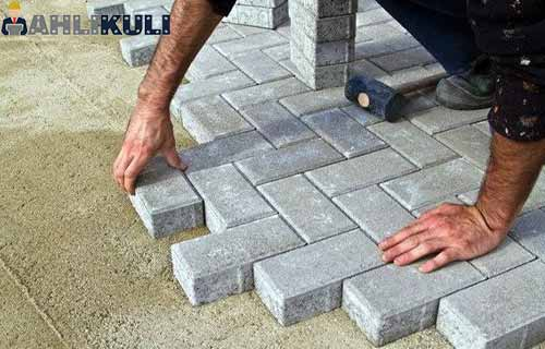 Daftar Harga Paving Block Terbaru