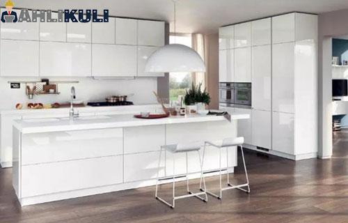 27 Harga Kitchen Set Minimalis Termurah Model Terbaru 2021 Ahlikuli