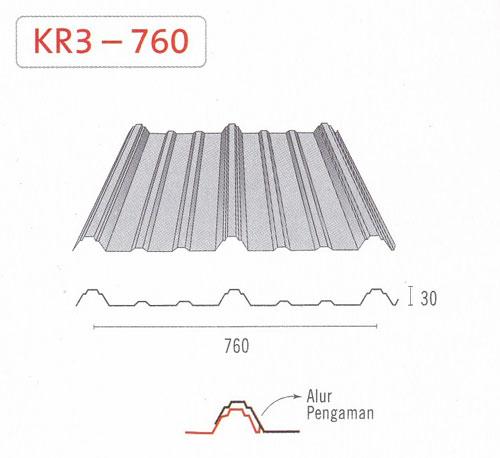 KR3 760