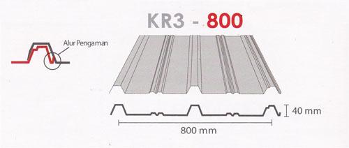 KR3 800