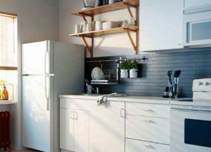 Kitchen Set Minimalis Murah Standar yang Apik