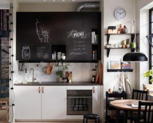 Kitchen Set Minimalis Murah dengan Permukaan Ramah Dekor