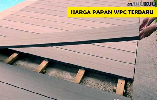 Harga Papan WPC