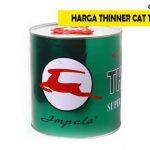 Harga Thinner Cat