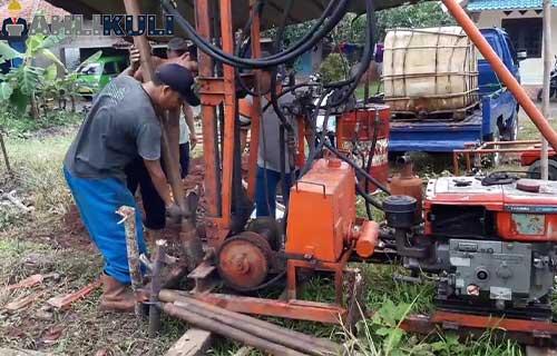 Biaya Borongan Pembuatan Sumur Bor