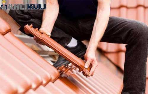 Cara Memperbaiki Genteng Bocor