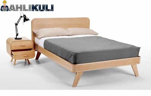 Double Bed 140 x 200 cm