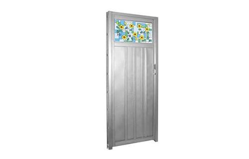 Jenis Pintu Galvalum