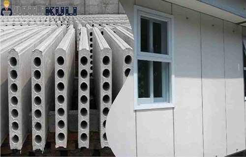 Kelebihan Panel Dinding