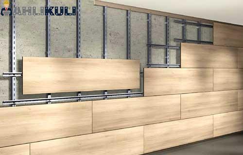 Sistem Panel Dinding