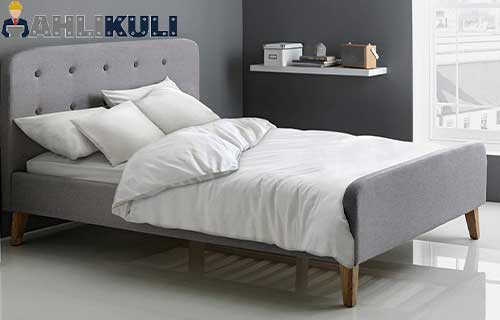 Small Doubel Bed 120 x 200 cm