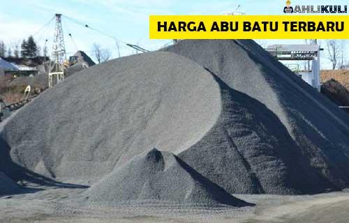 Harga Abu Batu