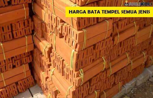 Harga Bata Tempel