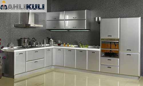 Cara Menghitung Harga Kitchen Set Aluminium