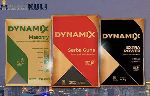 Daftar Harga Semen Dynamix