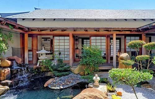 Desain Rumah Jepang Klasik