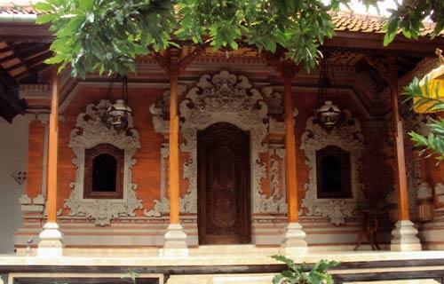 Desain Rumah Klasik Bali