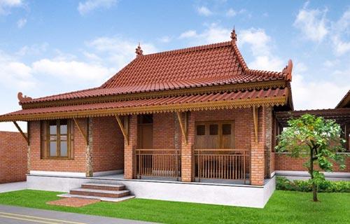 Desain Rumah Klasik Jawa
