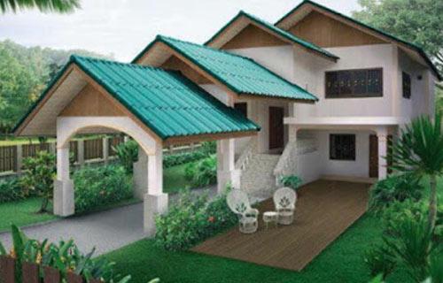 Desain Rumah Klasik Tempo Dulu