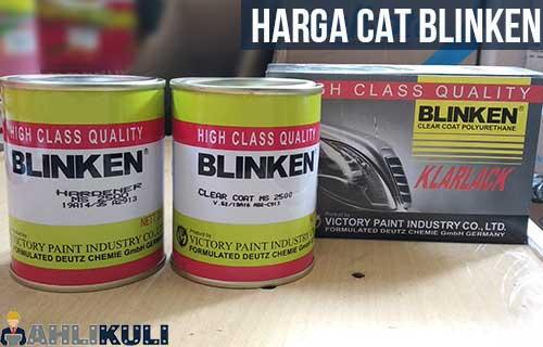 Harga Cat Blinken