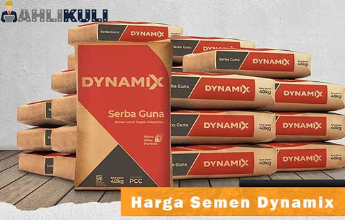 Harga Semen Dynamix