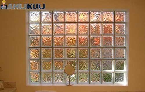 Kelebihan Glass Block