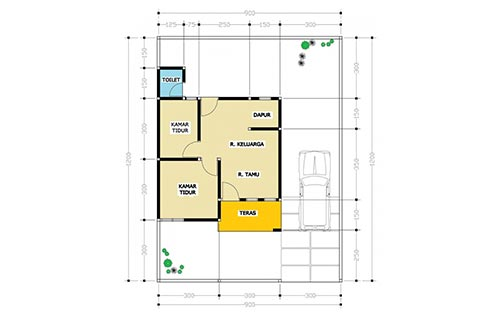 Rumah Minimalis Type 36 108 1