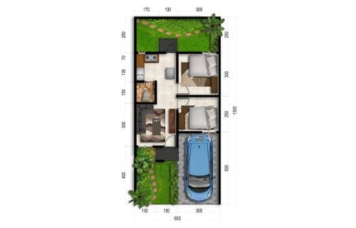 Rumah Minimalis Type 36 78 1