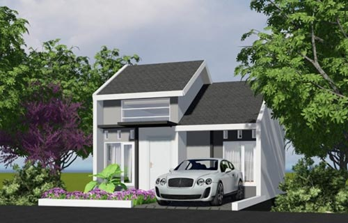 Rumah Minimalis Type 36 78