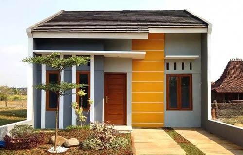 Rumah Minimalis Type 36 di Pedesaan