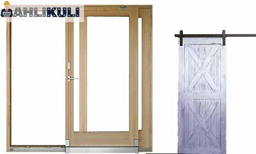 Cara Memilih Pintu Geser Kayu