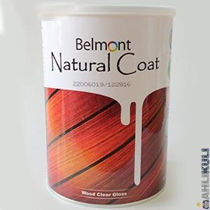 Natural Coat Wood