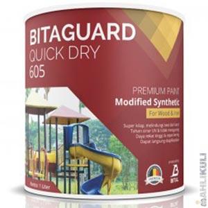 Harga Cat Bitaguard Quick Dry 605