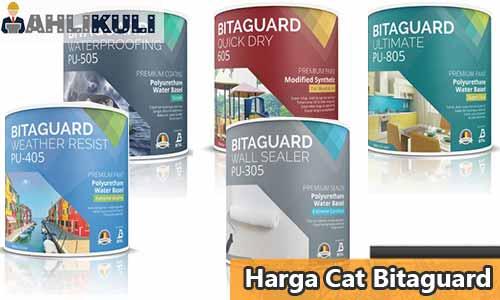 Harga Cat Bitaguard