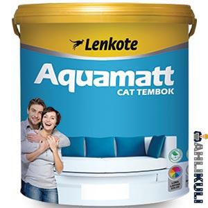 Harga Cat Lenkote Aquamatt