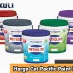 Harga Cat Pacific Paint Metrolite