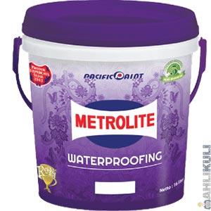 Harga Cat Pacific Paint Metrolite Waterproofing