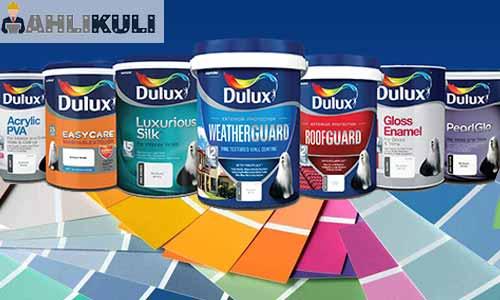 Katalog Warna Cat Dulux Terbaru
