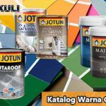 Katalog Warna Cat Jotun