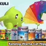 Katalog Warna Cat Nippon Paint