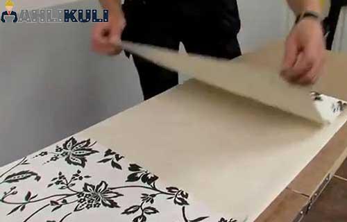 Mengukur Wallpaper