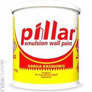 Pillar Wallpaint