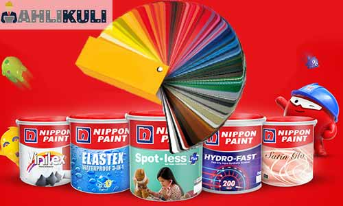warna cat nippon paint untuk dalam rumah