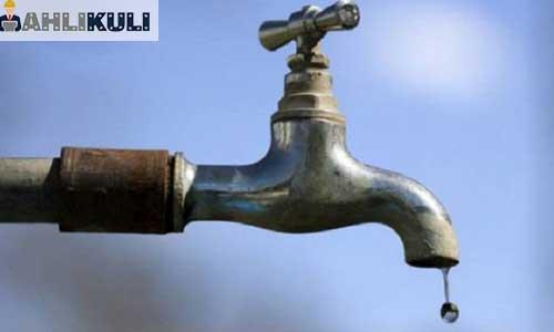 Memperbaiki Kran Air yang Menetes Terus