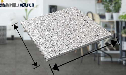 Mengetahui Memilih Ukuran Granit