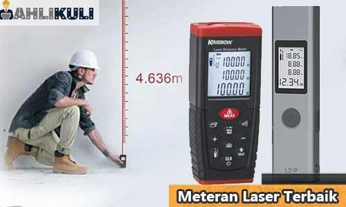 Meteran Laser Terbaik