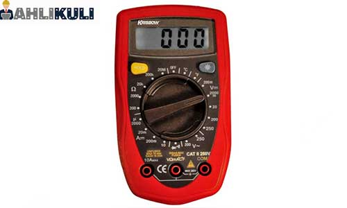 Multimeter Digital Krisbow